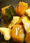 トロトロ~☆簡単カボチャと鶏むねの煮物