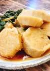 ほっこり美味しい♡京芋(里芋)の煮物