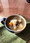 風邪、胃腸炎に✻具沢山スープ