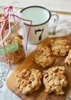 米粉のチャンククッキー(卵・牛乳なし)