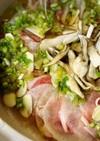 調味料は2つ♪大根と豚肉のミルフィーユ鍋