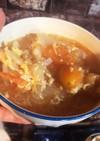 ポッとあったまるトマトスープ