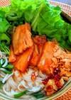 豚角煮のフォー(フォー・サー・シウ)
