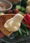 サクッと♬高野豆腐のメルバトースト