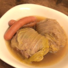 基本のロールキャベツ(白菜ver.)