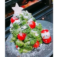 ポテサラ ꊛ໋̝❅☃ クリスマスツリー
