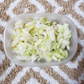 超簡単!材料4つのダイエット酢キャベツ