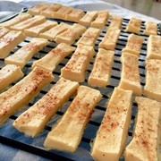 ☘糖質オフ!高野豆腐のラスク☘の写真