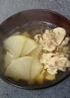 〈適量レシピ〉豚ロースと大根の生姜汁