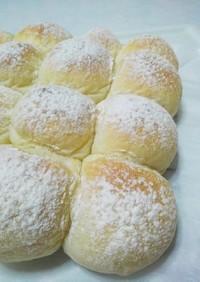 ミルクちぎりパン(覚書)