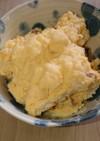 玉子焼き器で簡単チーズケーキ