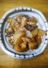 お料理一年生簡単❤鶏もも大根味噌煮込み❤