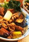 豚肉とナスの甘醤油炒め