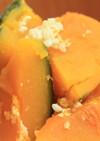 ほんのり甘い、かぼちゃの塩麹煮