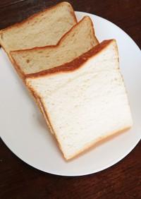 ☆はちみつミルク食パン☆