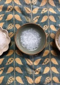 離乳食♡土鍋で炊くお粥さん♡初期〜後期