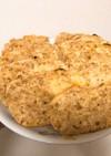 クリームチーズとりんごのパウンドケーキ