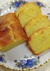 リンゴパウンドケーキ