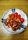 お料理一年生超簡単❤時短❤鶏スイートチリ