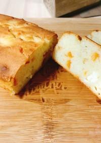 発酵不要!みかんとクリチの米粉食パン