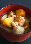 温かさ鬼レベル⁈冬に食べたい福豆スープ
