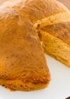 超簡単!きび砂糖のふっくらりんごケーキ