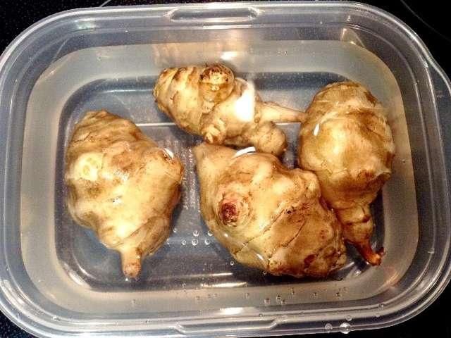 菊芋 の 保存 方法