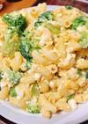 ブロッコリーのマカロニサラダ