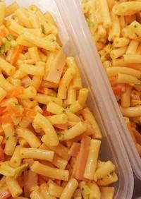 簡単☆マカロニチーズサラダ