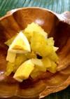 離乳食 さつまいもとりんごのサラダ