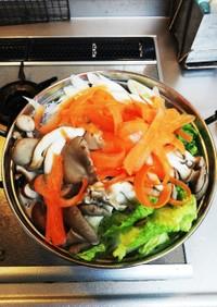 鶏ガラスープ使用★☆温野菜鍋★☆