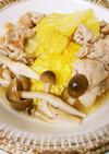 ご飯に乗せたい♫白菜と豚肉の中華風餡掛け