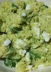 アボカドのポテトサラダ