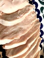 基本の蒸し鶏の写真