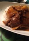 牛ロースと豚バラ☆キノコの美味カレー