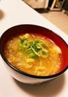 かき玉スープ★男飯