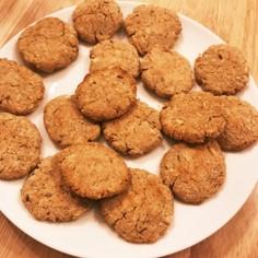 おから&きな粉のヘルシークッキー