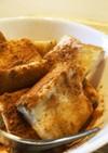 食パンでメープルシナモンメルツ