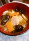 味噌ラーメンのスープ DE すーぷ