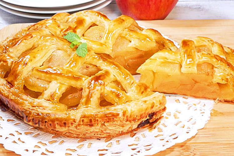 人気 レシピ アップル パイ りんご!つくれぽ1000越えだけ【人気レシピ17選】殿堂入り1位は?パウンドケーキやアップルパイなど