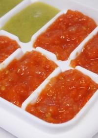 離乳食初期♡トマトソース