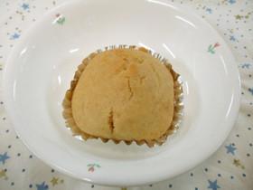 【保育園おやつ】きなこカップケーキ