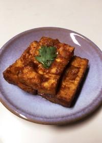 簡単!ご飯泥棒♪韓国惣菜【豆腐の煮付け】