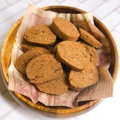 米粉クッキー。