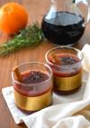 オレンジジュースのホットサングリア