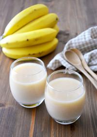 【ヨーガ】バナナジュースの甘酒割り