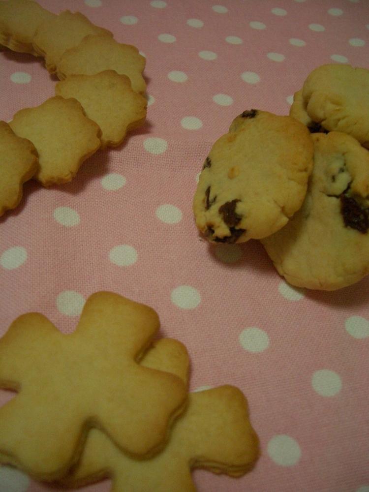 優し~いミルククッキー