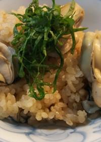 牡蠣ご飯(鰹節でカリウム制限でもOK)