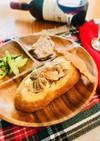 食べるスープ☆お家で簡単クラムチャウダー