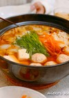 〆まで絶品☆鶏団子鍋